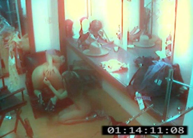 секс скрытыми камерами в стриптиз барах